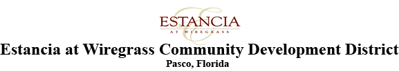 Estancia at Wiregrass